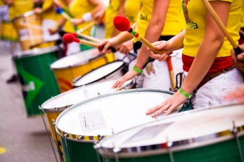Samba-Percussion/Bateria